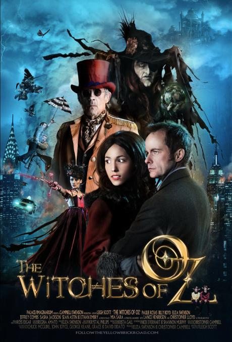 The Witches of Oz 3D, movie, poster