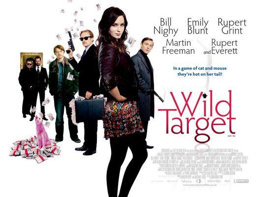 Wild Target, movie, poster