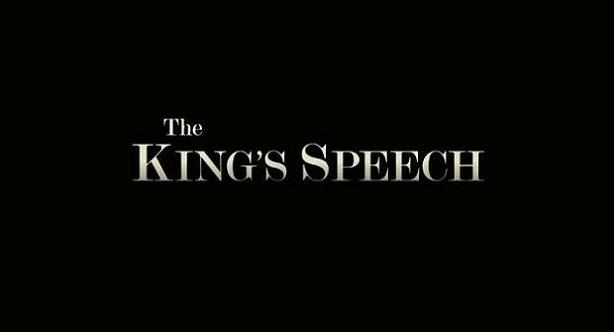 The King's Speech, movie, poster
