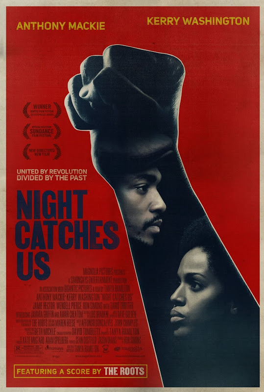 Night Catches Us, movie, poster