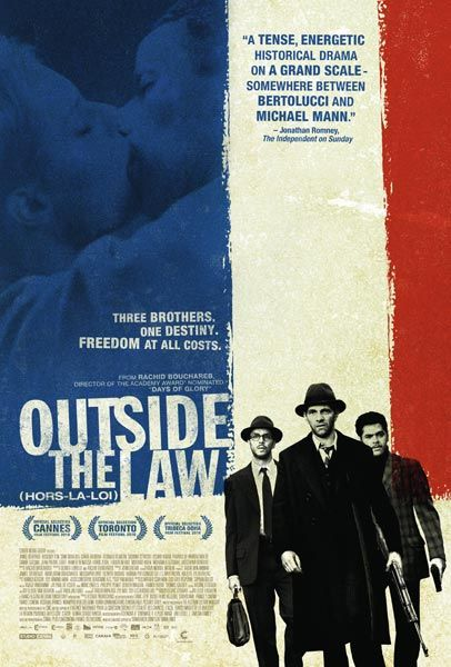 Outside the Law, movie, poster