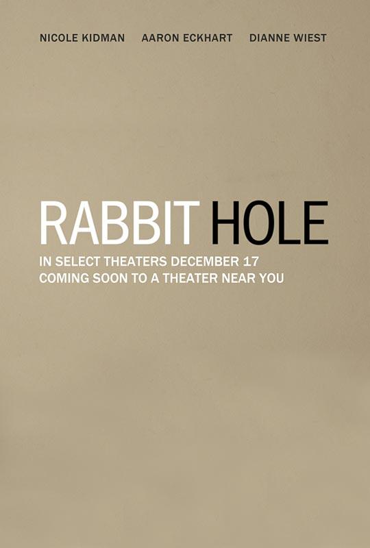Rabbit Hole, movie, poster