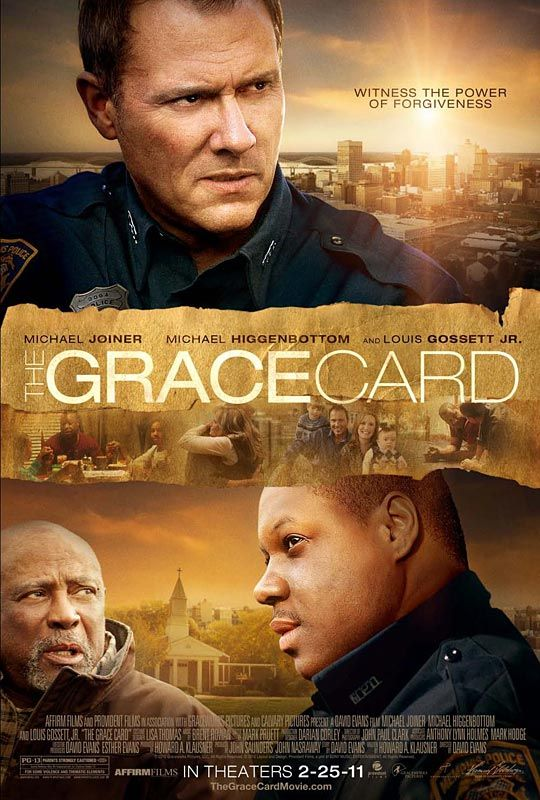The Grace Card, movie, trailer