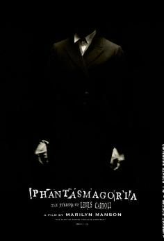 Phantasmagoria, The Visions of Lewis Carroll, movie, poster