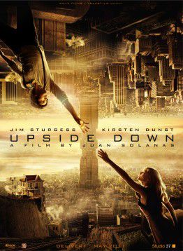 Upside Down, 2011, movie, poster