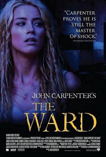 The Ward, movie, poster