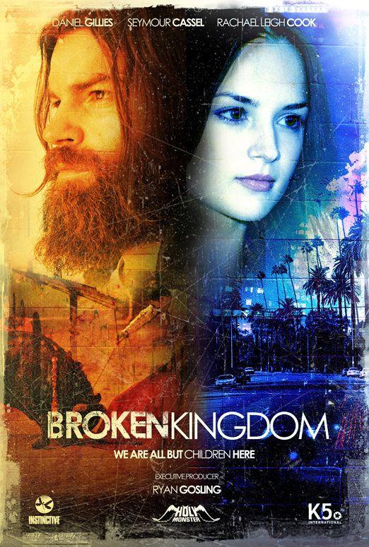 Broken Kingdom, movie, poster