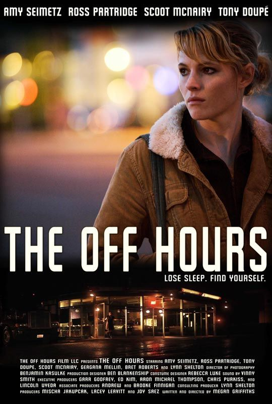 The Off Hours, movie, poster