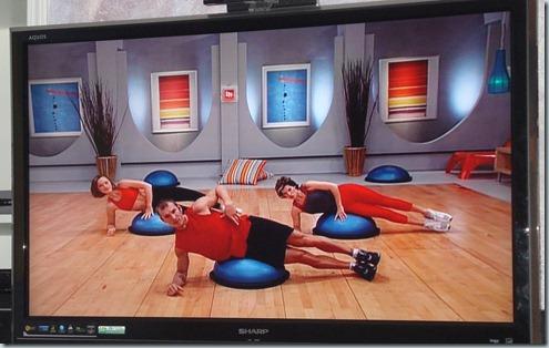 Bosu Workout 028