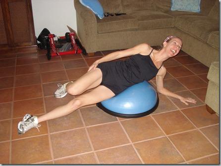 Bosu Workout 025