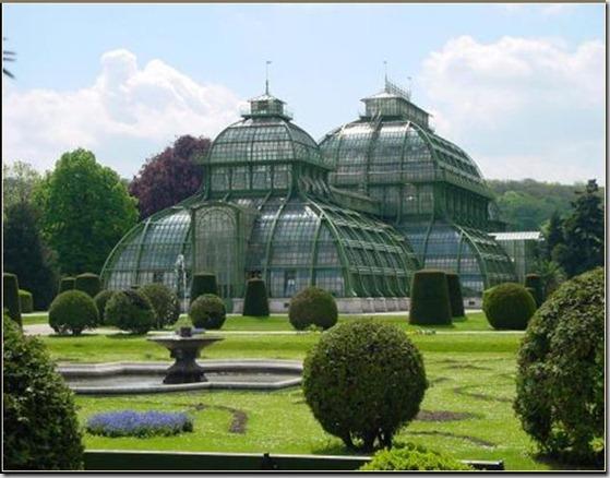 shonbrunn gardens
