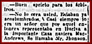 Jhonston árbitro 1933