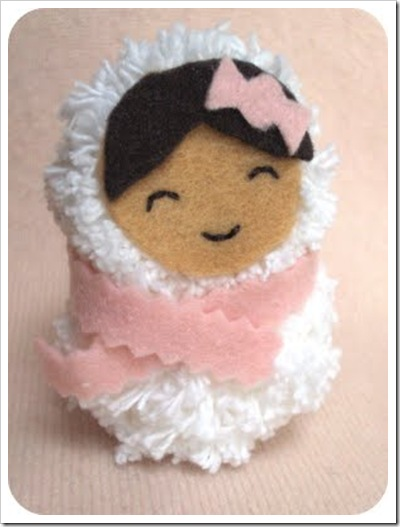 snow baby ornament 5