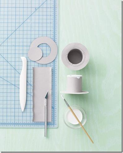 kreatív hobbi hóemberke doboz