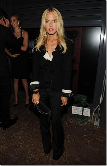 Rachel Zoe CHANEL Dinner Karl Lagerfeld Arrivals x5MjtJw2A0il