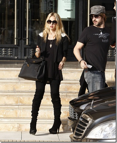 Rachel Zoe Rachel Zoe Out Shopping Barneys _M5sLwu_1fPl