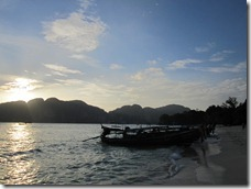 Ko Phi Phi: Good bye Long Beach