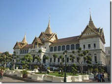 Bangkok: The grat palace