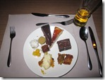 Bangkok: Course 9 - mixed desserts