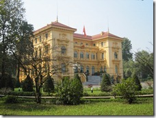 Presidental Palace (formerly Indochina's General Governor Palace)