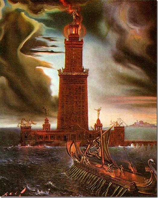 [I] Las 7 Maravillas del Mundo Antiguo