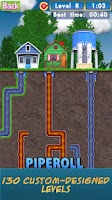 Screenshot of PipeRoll