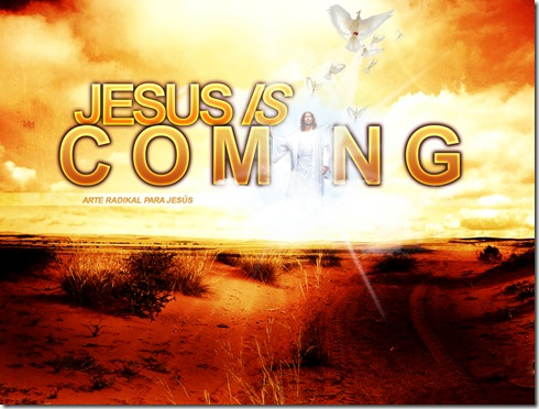Jesus is coming2