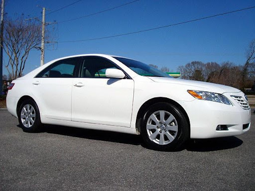 2007 toyota camry xle 3 5 v6 one owner atl 5000. Black Bedroom Furniture Sets. Home Design Ideas