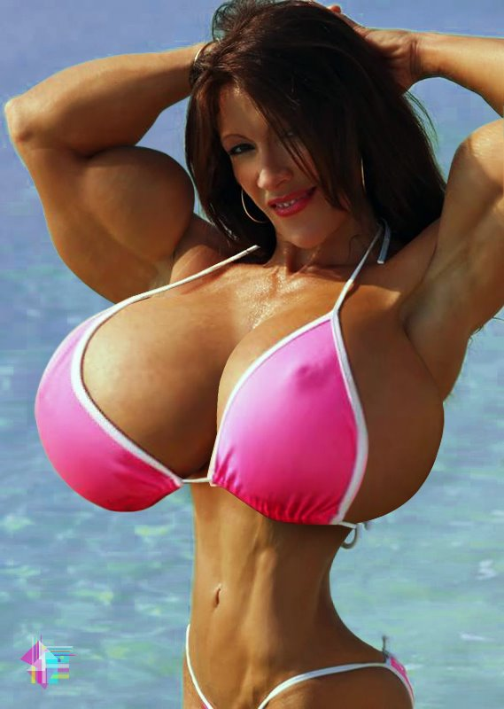 breast expansion morph
