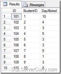 Random Number SQL Server