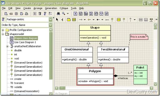 Free Open Source UML Tools