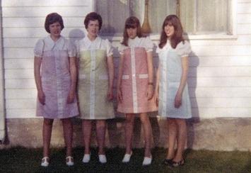 Mother Daughter Banquet 1974