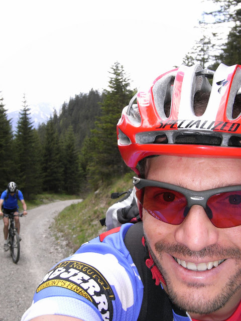 Photo de Zugspitze – Alemania – BTT – Con Baltar