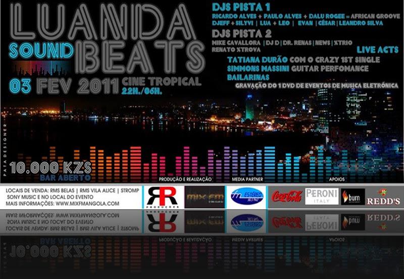 luanda sound beats
