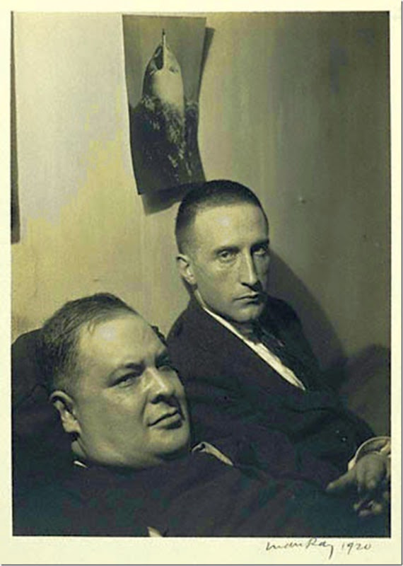 Joseph Stella and Marcel Duchamp_II