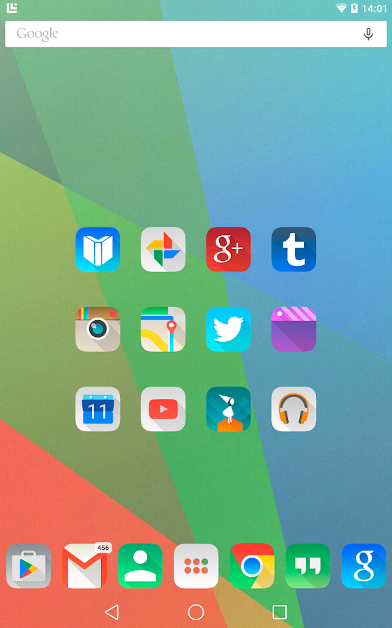 Aurora UI Square - Icon Pack Screenshot 5