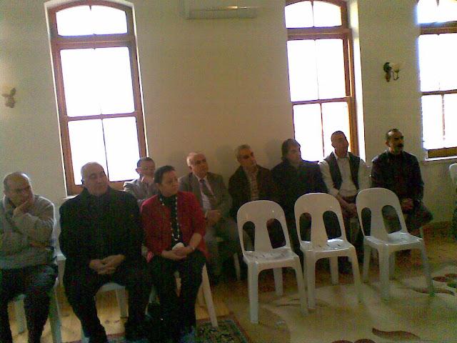 Karaağaç Dergâhı 8 Nisan 2010 Perşembe Akşamı ilk defa İbadete Açıldı!   Resmi büyük görmek için lütfen tıklayınız...
