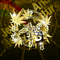 Jah Bling clockWidget icon