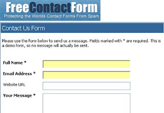 FreeContactForm