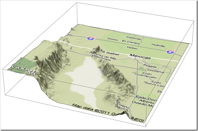 Lunchtime Playground Fun With Mathematica Create Simple DEM From - Elevation data google maps