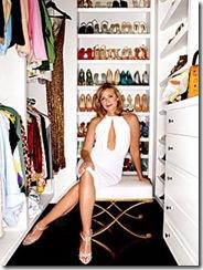 shopfashioneuphoria.blogspot.com kim cattral shoe closet