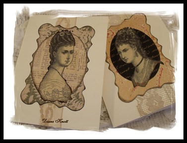 Victorian Greeting Cards
