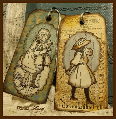 Little Girl Image Tags