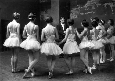 ballerina AlfredEisenstaedt1930