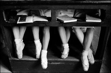 ballerina AlfredEisenstaedtmilan1934