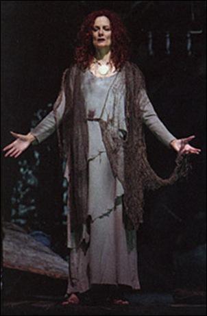 SeaHag uit de serie 'Charmed'