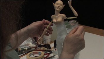 Doll making workshop