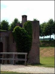 Kasteel ruïne