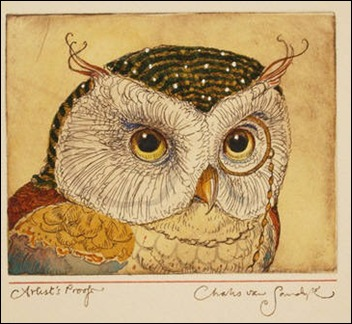 Owl_With_Monocle