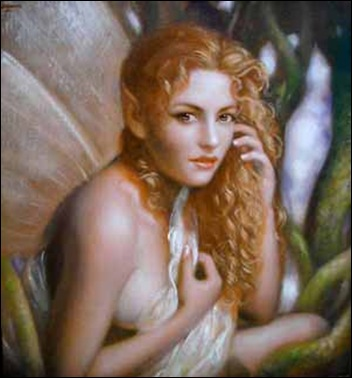 faery portrait